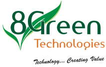 8Green Tech Logo